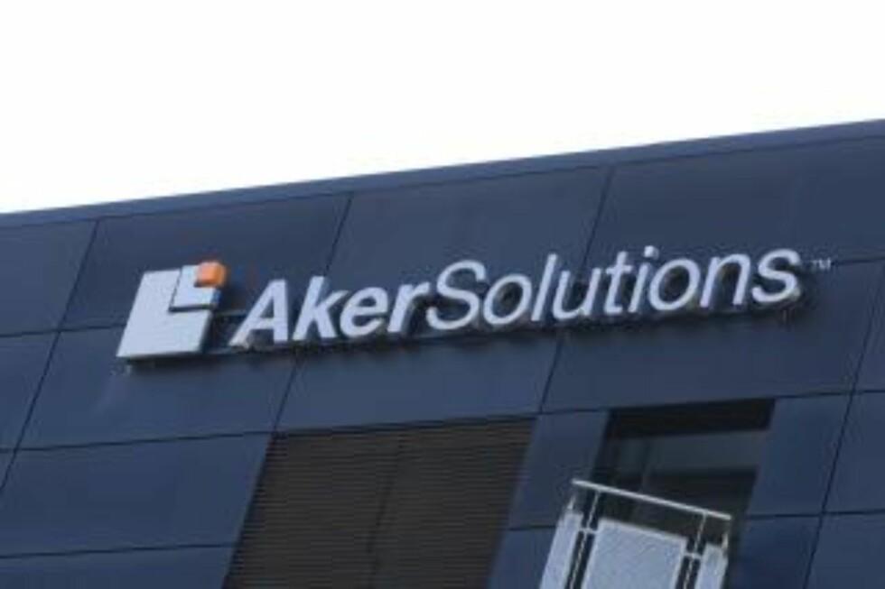 AKER: Aker Solutions lokaler på Lysaker. Næringsminister S. Brustad vil vite om aksjonæravtalen ble brutt da Kjell Inge Røkkes Aker ASA i forrige uke solgte fem selskaper til Aker Solutions. Foto: Morten Holm / SCANPIX