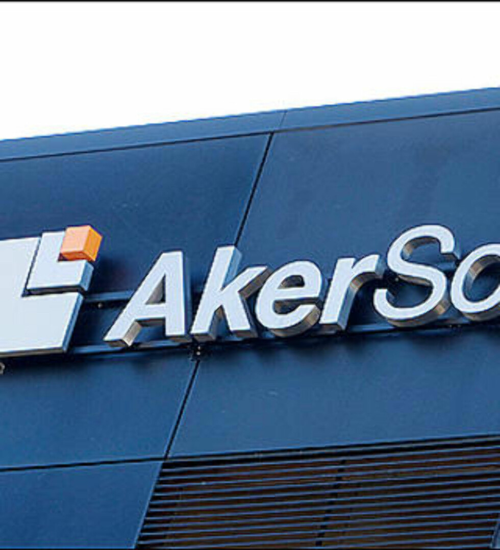 HÅPER PARTENE FINNER LØSNING: Aker Solutions, som har kjøpt selskapne, håper partene i Aker Holding finner en løsning snart. Foto: Morten Holm/Scanpix