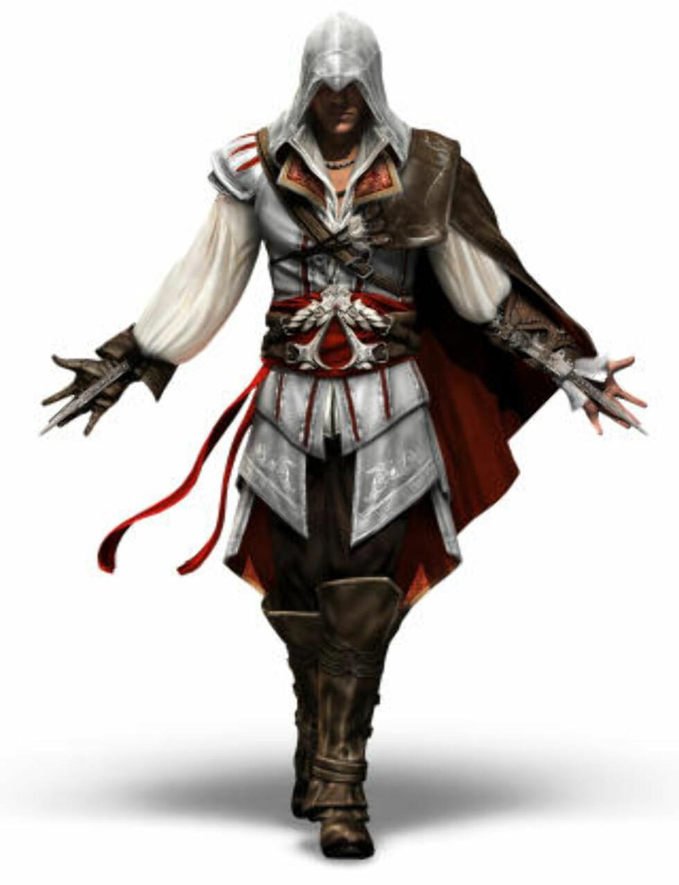 NY HOVEDPERSON: I «Assassin's Creed 2» spiller du som Ezio.