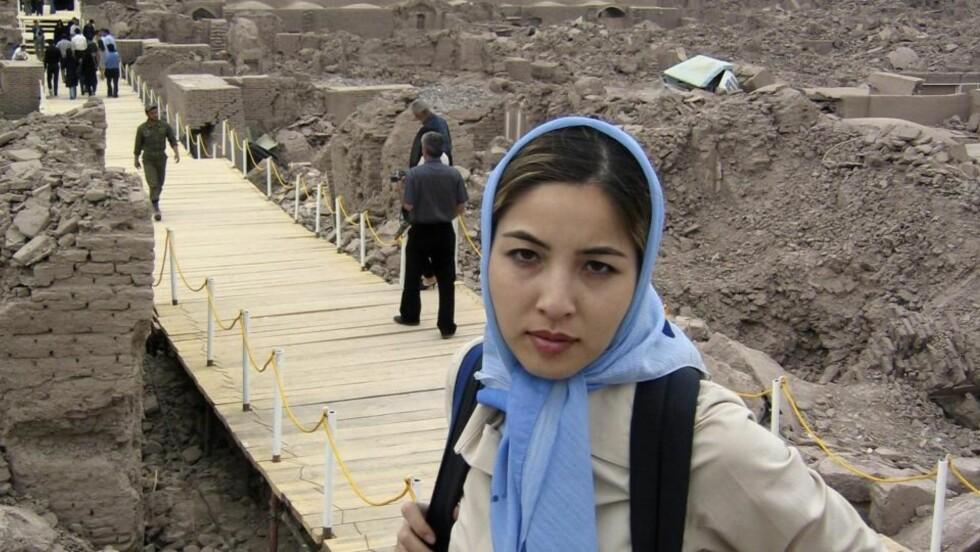 DØMT: Journalist Roxana Saberi ble dømt til åtte år for spionasje i Iran. FotoREUTERS/SCANPIX