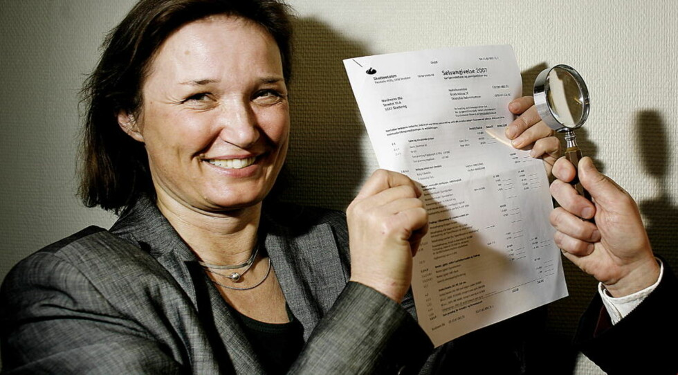 SKATTEEKSPERT: Gry Nilsen i Skattebetalerforeningen svarer på dine spørsmål om skatt på Dagbladet.no. Foto: Ole C. H. Thomassen/Dagbladet