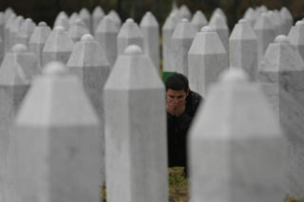 ISLAMOFOBI: - Etter massakren i Srebrenica har islamofobien blitt normalisert. Dette på tross at dette var Europas siste folkemordet, Andreas Malm. Foto: SCANPIX