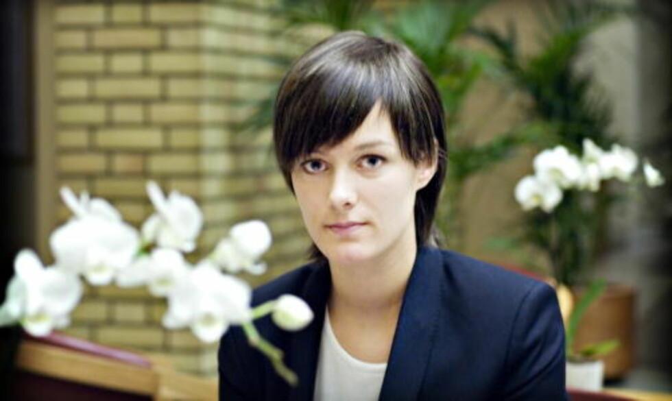 INITIATIVTAKER: Anette Trettebergstuen (AP).