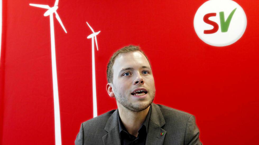 MED RADIKALT UTSPILL: SV-nestleder Audun Lysbakken vil gjennomføre dyptgripende reformer i det norske demokratiet. Foto: JACQUES HVISTENDAHL/DAGBLADET