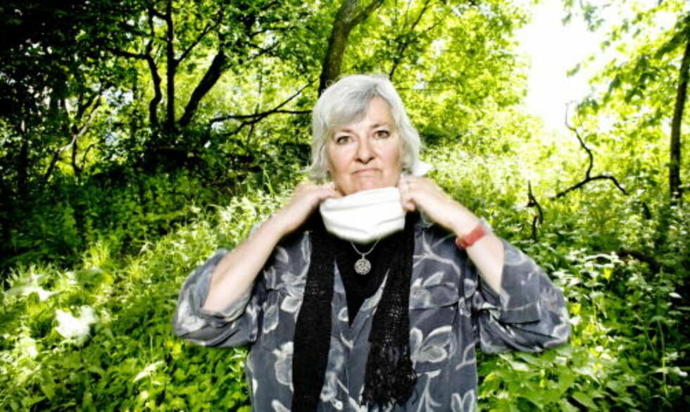 OMDISKUTERT VINNER: Filosof og forfatter Nina Karin Monsen.