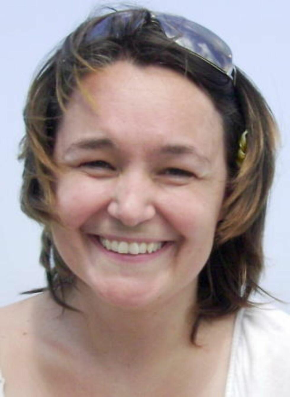 LLH-LEDER: Karin Pinholt.