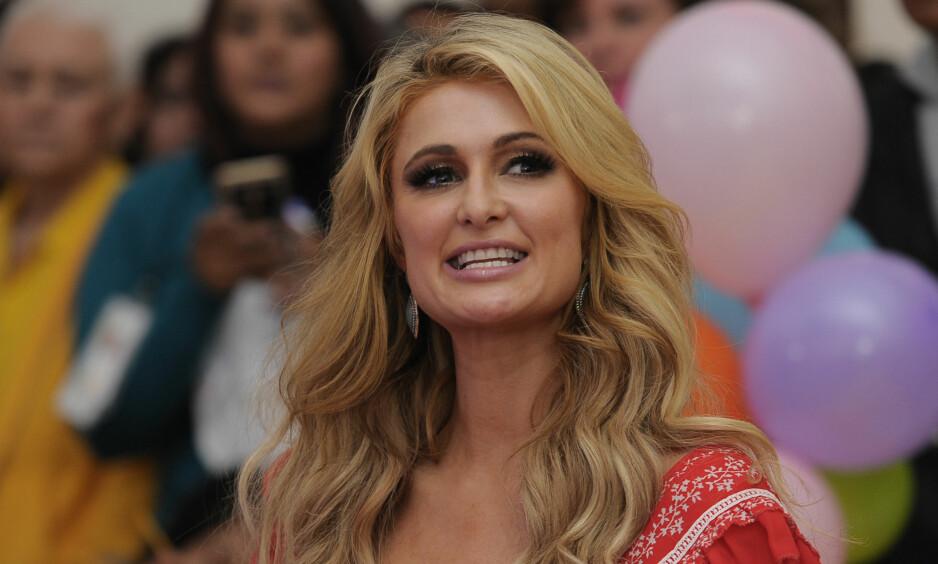 VALGTE TRUMP: Hotellarvingen Paris Hilton (35) røpet tidligere i uka at hun ga sin stemme til Donald Trump, fordi hun har «kjent ham hele livet». Det har skapt reaksjoner. Foto: Carlos Tischler / NTB Scanpix