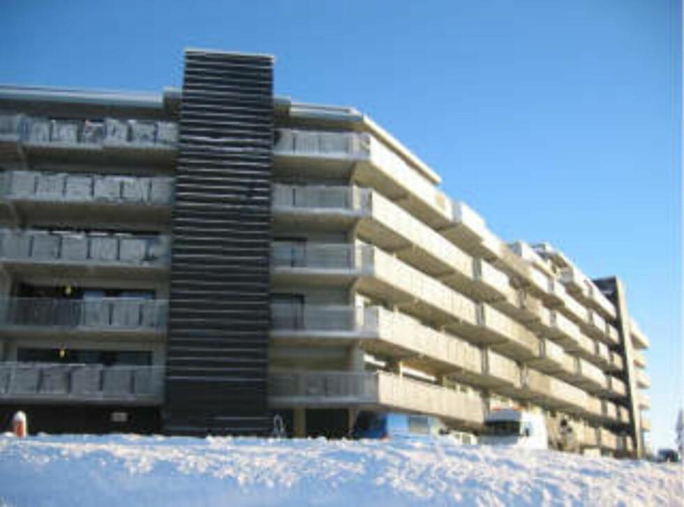 <strong>SOLGT I LØPET AV FEM DAGER:</strong> Meglerne hevdet at tilnærmet alle de 129 projekterte leilighetene på byggetrinn A ble solgt i løpet av en kort og hektisk januaruke. Foto: POPPE &amp; CO