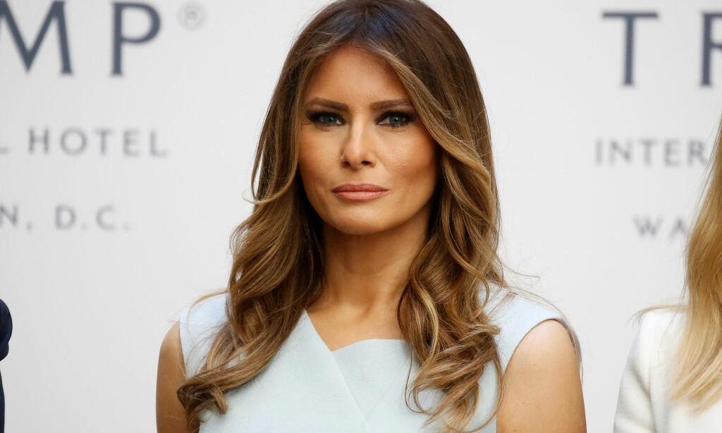 BOIKOTTER MELANIA: Den New York-baserte designeren Sophie Theallet har kledd opp førstedame Michelle Obama i en årrekke. Når Melania Trump inntar Det hvite hus i januar neste år, er klesdesigneren ferdig med ethvert samarbeid med USAs førstedame. Foto: Carlo Allegri / REUTERS / NTB Scanpix