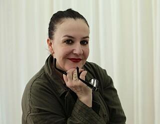 KRITISK: Designer Sophie Theallet vil boikotte den kommende førstedamen. Foto: Joshua Lott / AFP / NTB Scanpix