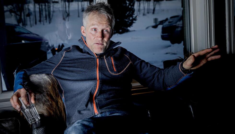 FIKK ASTMA I 1993: FIS-leder Vegard Ulvang har en sentral rolle i internasjonal langrenn. Nå forteller han om sin astmahistorie. Foto: Bjørn Langsem / Dagbladet
