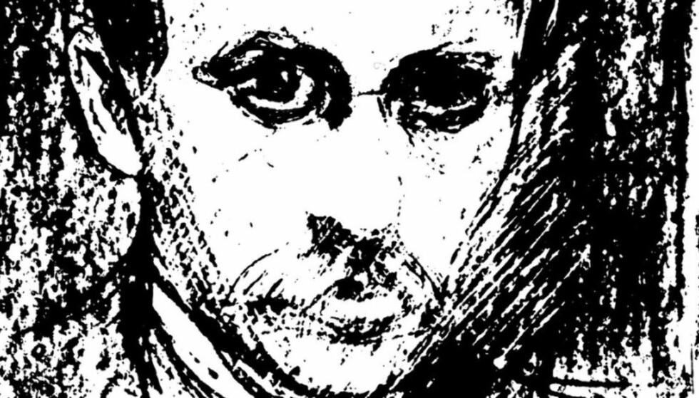 FLERE BILDER: Edvard Munch lagde flere bilder av sin venn Sigbjørn Obstfelder. Store likheter fins mellom de to kunstnernes prosjekter.
