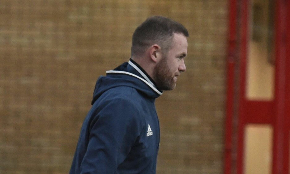 UT MOT DEKNING: Manchester United-stjerna Wayne Rooney er sterkt kritisk til dekningen av hans spkalte «fylleskandale». Foto: XPOSUREPHOTOS.COM / NTB Scanpix