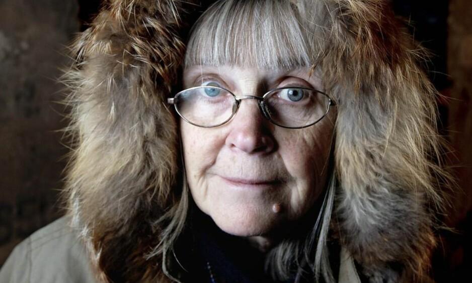 FORFATTER: Britt Karin Larsen skriver om behovet for å få et eget museum for skogfinnene. Foto: Bjørn Langsem / Dagbladet