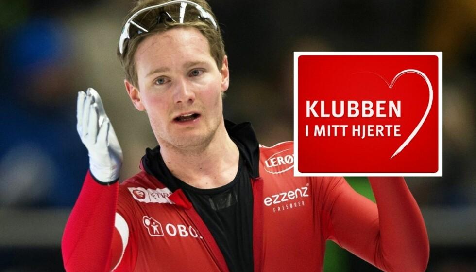 SAVN: Sverre Lunde Pedersen og lagkameratene savner å ha Håvard Bøkko på landslaget. Bøkko har tatt seg en pause fra skøytesporten. Her er Lunde Pedersen avbildet under VM i februar. Foto: NTB Scanpix
