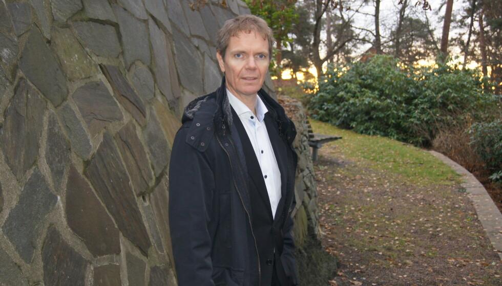 FRIKJENT: Andreas Gyrre, en av gründerne bak det kontroversielle billettselskapet Euroteam, puster ut etter frifinnelsen i bedragerisaken som har pågått i Oslo tingrett. Foto: Privat