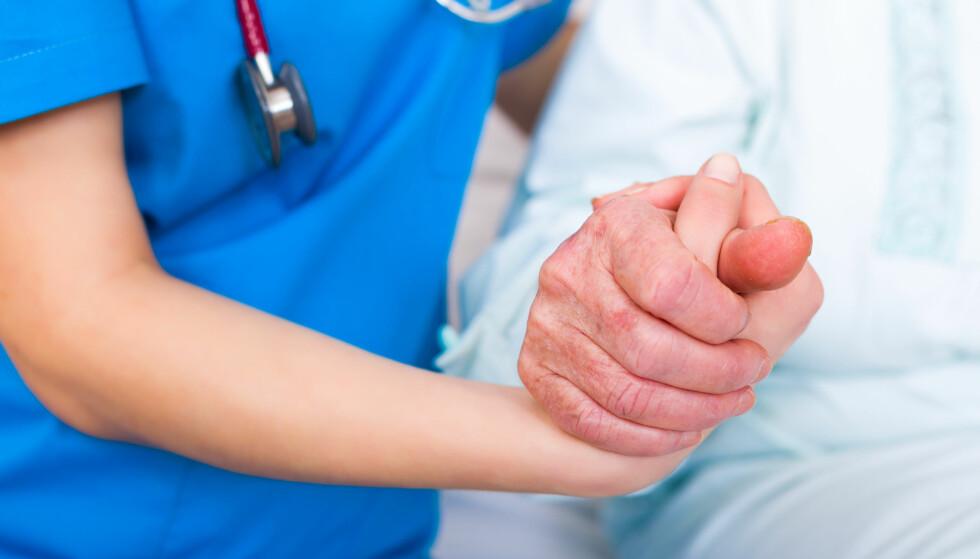 Stabile tall: Høyt blodtrykk er hovedårsaken til hjerneblødning, men de siste 20 åra har blodtrykksnivåene i befolkningen gått ned.  Derfor er funnene overraskende, mener overlege og forsker Maria Carlsson. Illustrasjonsfoto: NTB Scanpix