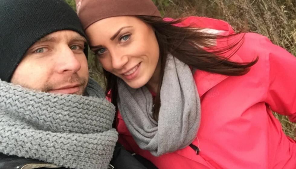 BLE KJÆRESTER: De tidligere Paradise Hotel-deltakerne Ole Christian Løvold og Tina Hagen bekrefter til Seoghør.no at de er et par. Foto: Privat