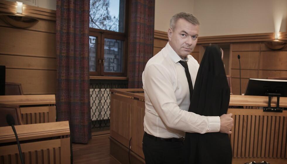 AKTOR: Jarle Vikdal var aktor i saken hvor en 63 år gammel mann er dømt for forsøk på å møte ei 14 år gammel jente med formål om å ha seksuell omgang med henne. Den 14 år gamle jenta var en 25 år gammel mann. Foto: Hans Arne Vedlog  / Dagbladet