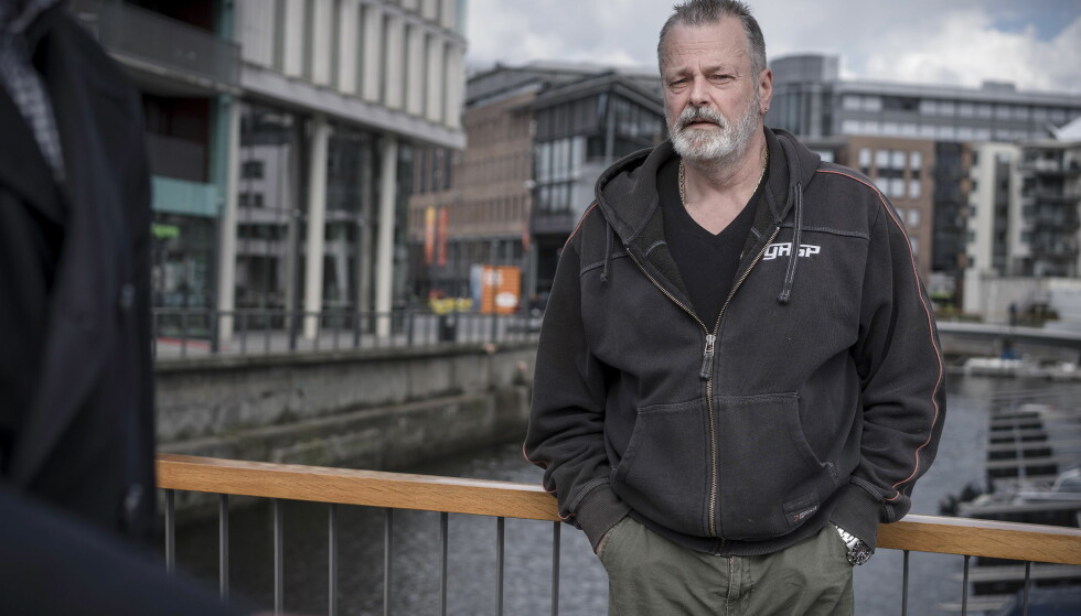TILTALT: Eirik Jensen nekter straffskyld.  Foto: Øistein Norum Monsen / Dagbladet