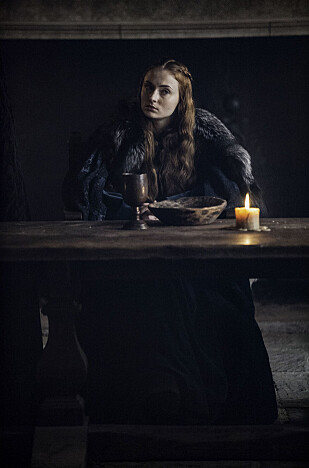 VOLDTEKTSOFFER: Sansa i Game of Thrones.