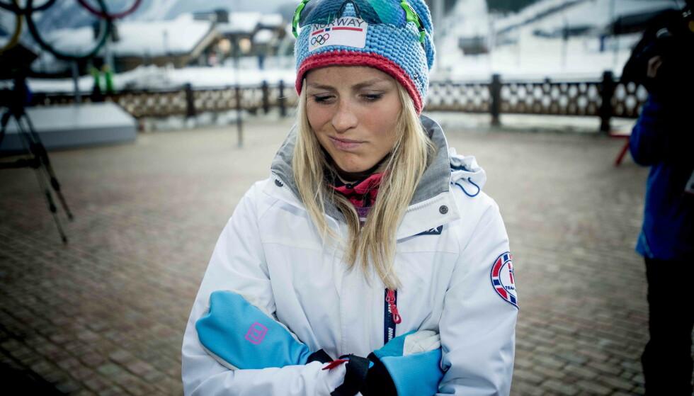 OL-DRØMMEN: Therese Johaug har aldri tatt et individuelt OL-gull. Nå har hun en gyllen anledning til å optimalisere OL-forberedelsene. Foto: Thomas Rasmus Skaug / Dagbladet