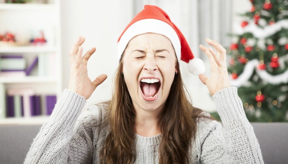 JULEBONANZA: - De aller fleste opplever høyere press og mere stress i førjulstiden. Det har med avslutning av året og høsten – på jobb og skole, forventninger knyttet til juletradisjoner og gaver samt innspurt inn mot juleferien, sier psykolog Krister Halck. Foto: NTB Scanpix