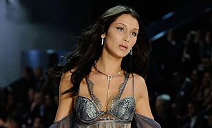 Lillesøsteren til Gigi, Bella Hadid, har også satset på en modellkarriere. Foto: Marechal/Domine/Zabulon/ABACAPRESS/ NTB Scanpix