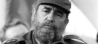 Fidel Castro døde uten hjelp fra CIAs snikmordere