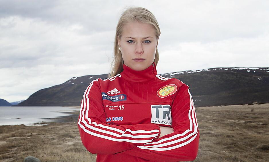 VRAKET: Etter å deltatt for Norge i OL i Rio i sommer, er ikke lenger Signe Marie Fidje Store en del av det norske landslaget i bryting. Foto: Tormod Brenna / Dagbladet