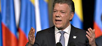 Hvordan vinne freden i Colombia?