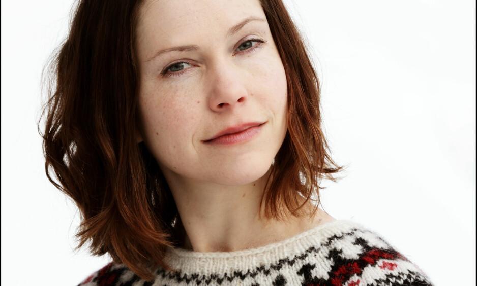ISLANDSFRELST: Mette Karlsvik har skrevet flere romaner med handling fra Island. Den nyeste forteller landets historie.  Foto: SAMLAGET