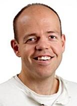 KRITIKER: Morten Harper.