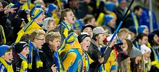 Jerv-fansen reagerer på partisk speaker i kvalikkampen. Det får Inge André Olsen til å rase: - Jeg er drittlei