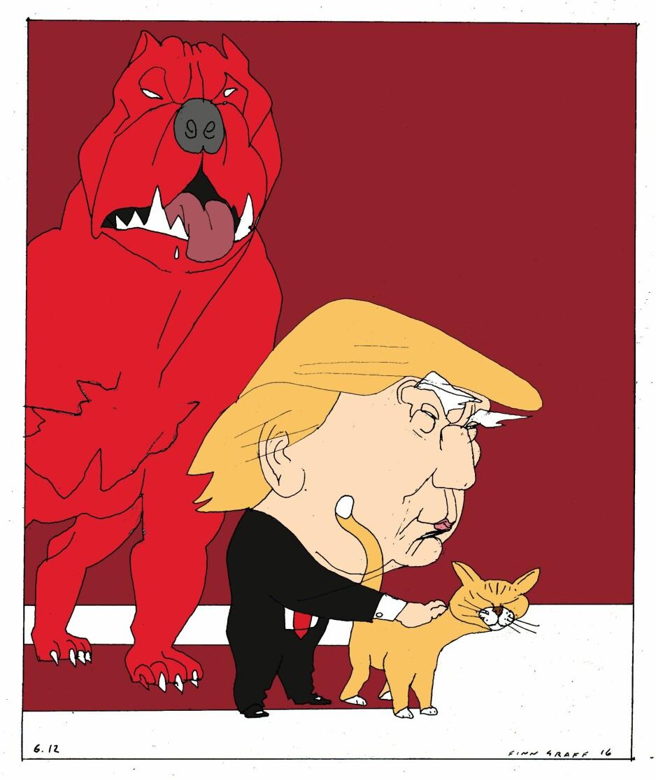 Diplomatix à la Trump
