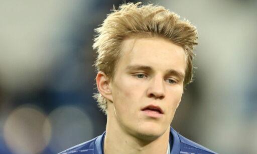 Spanske medier: - Ødegaard på vei til Heerenveen