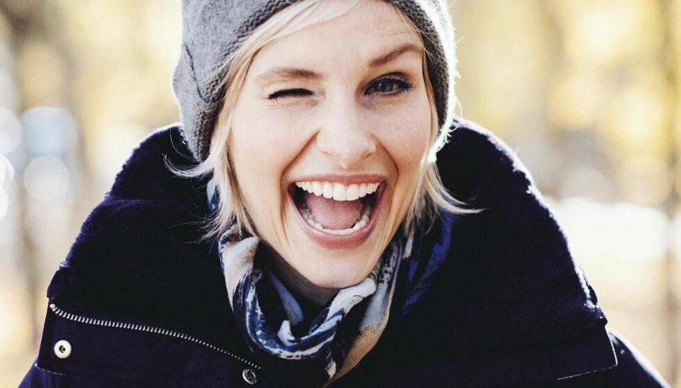 SLUTTER I NRK: Sportsprofil Anne Rimmen starter i TV Norge denne våren. Foto: Morten Rakke