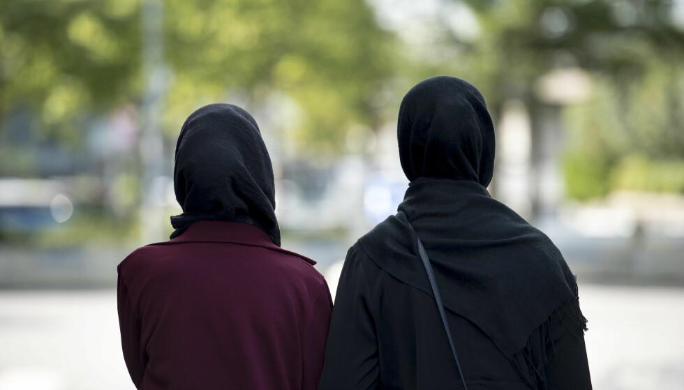 HOLDER FAST: Blidensol sykehjem i Stavanger vil ikke snu i saken om hijabforbud blant ansatte. Illustrasjonsfoto: Carina Johansen / NTB Scanpix