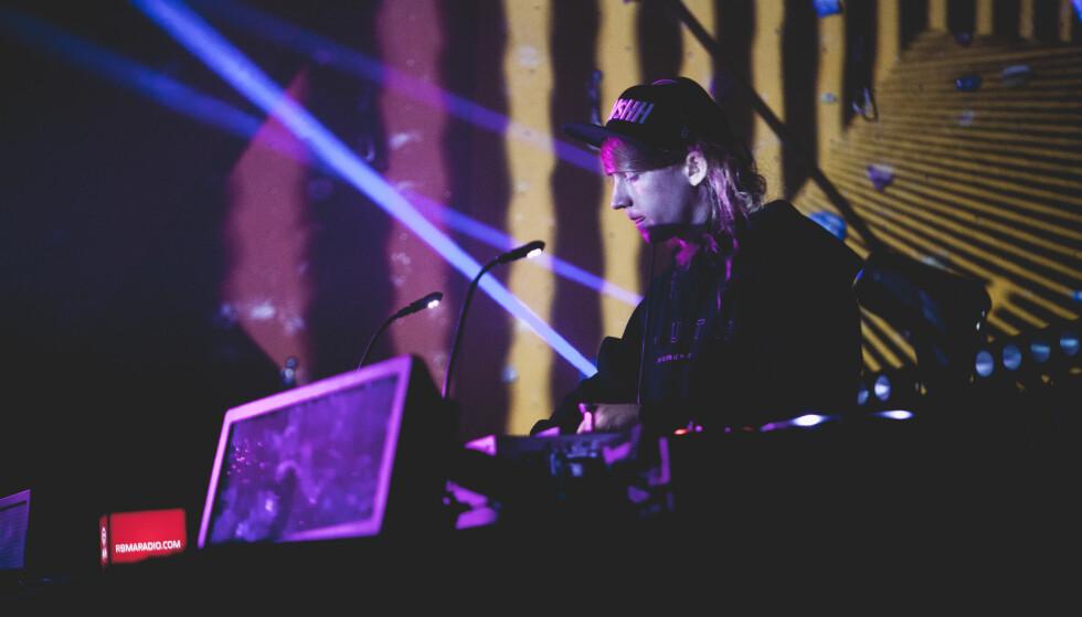 STOR: DJ Cashmere Cat, Magnus August Høiberg fra Halden gjør det stort både i utlandet og i Norge. Foto: Scanpix
