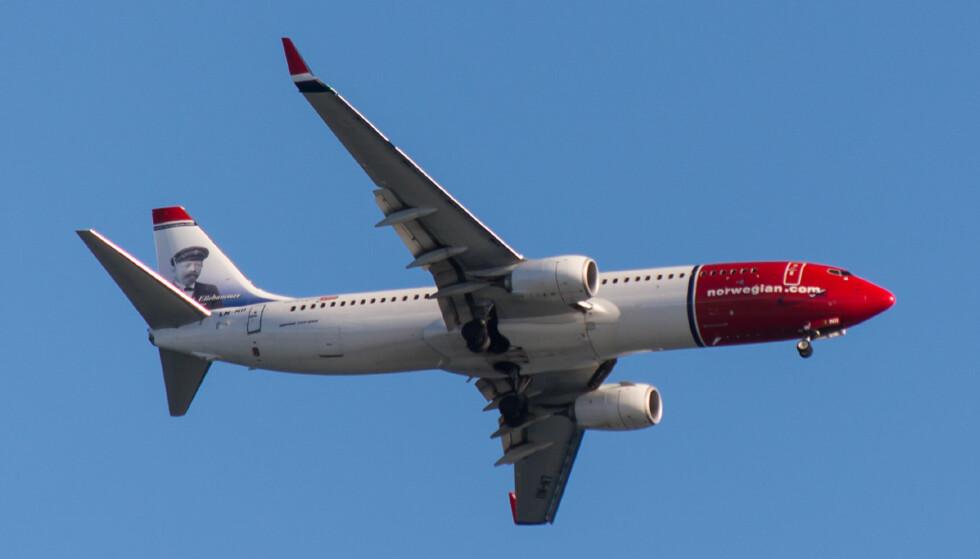 Tiltak: Norwegian har varslet at de vil iverksette tiltak i etterkant av flydramaet. Det var dette flyet som skal ha vært involvert i dramaet. Foto: Matteo Arrotta / Flickr