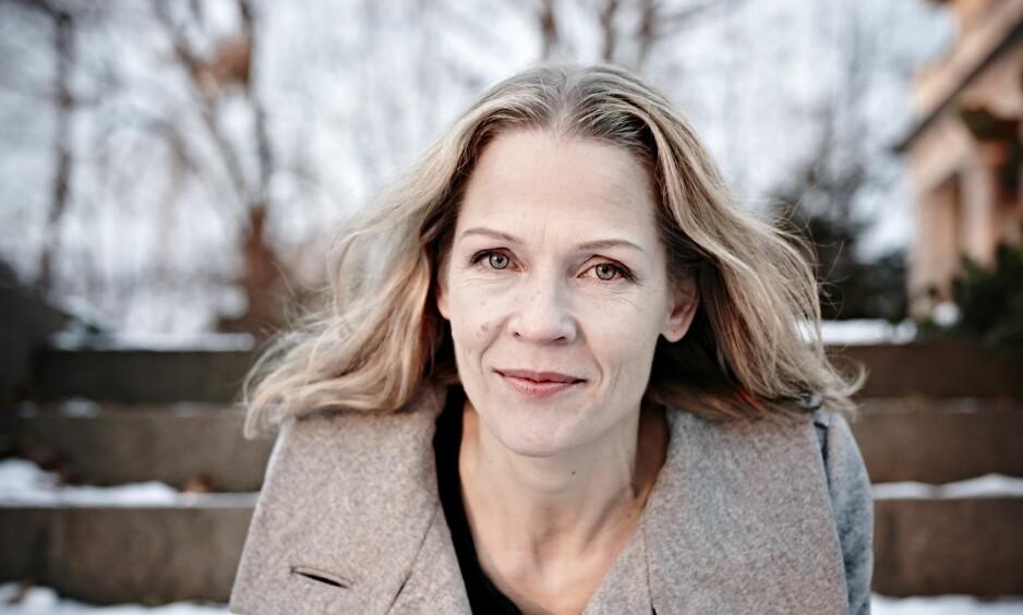 Annerledes: Åsne Seierstads venner beskriver henne stadig som «litt merkelig». – Jeg er lite grublete og tenker veldig sjelden «oi, hvordan ble jeg oppfattet nå?», sier hun. Foto: GEIR DOKKEN