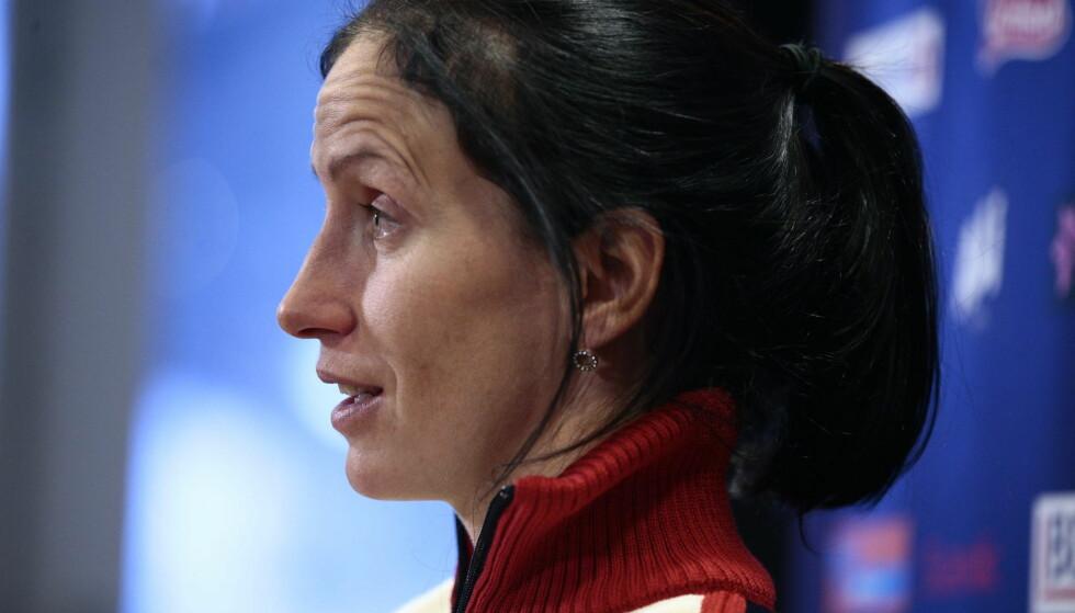 BEKYMRET: Marit Bjørgen håper de kan snu trenden som utarter i barneidretten. Foto: Bjørn Langsem / Dagbladet