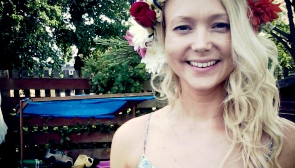 DREPT: Anna Kristin Gillebo Backlund ble drept på Små Enheter. Foto: Privat