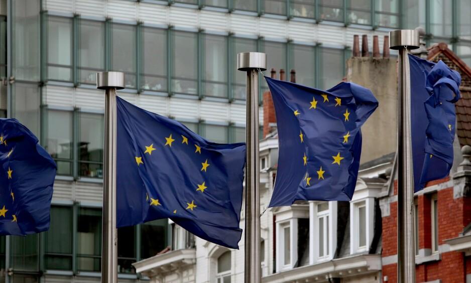 BRUSSEL: EØS-avtalen må ikke reforhandles eller sies opp, advarer artikkelforfatteren. Foto: Olivier Hoslet /  EPA /NTB Scanpix