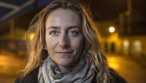 - BEKYMRINGSFULLLT: Kristin Aga, leder i Oslo Politiforening. Foto: Lars Eivind Bones, Dagbladet.