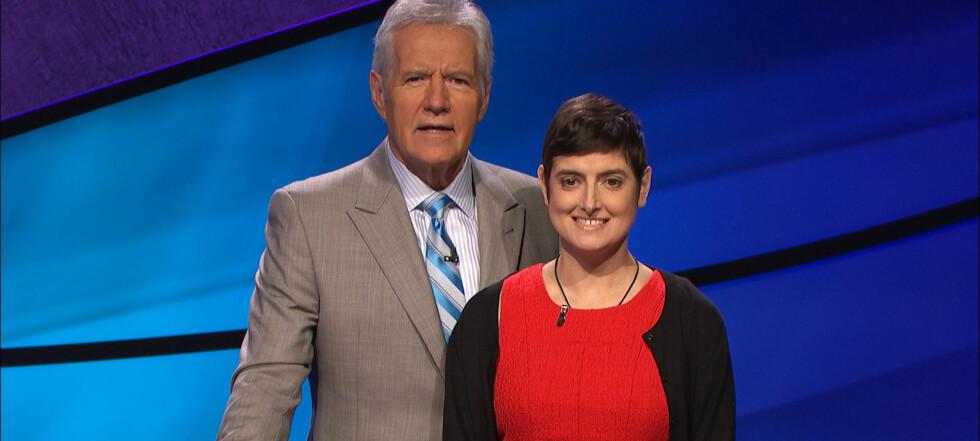 Drømte om å delta på «Jeopardy». Døde en uke før programmet ble sendt