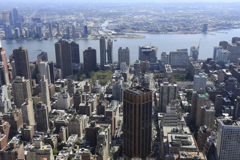 Vinn drømmereise til New York