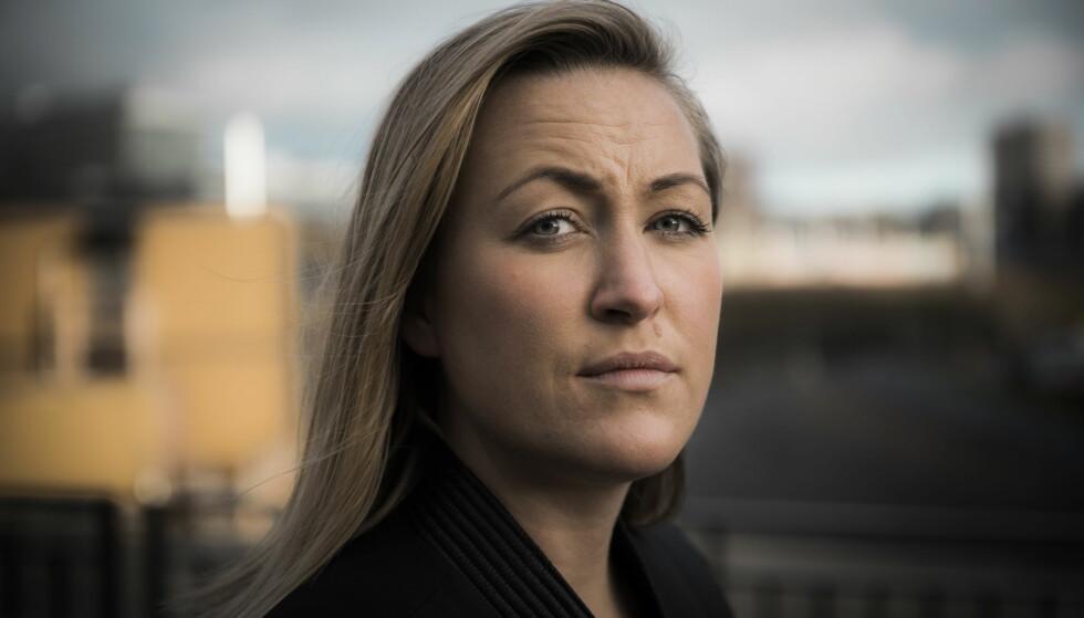 RØYK UT: Etter ti uker på «Farmen» måtte oslojenta Stine Hartmann (31) pent takke for seg. Foto: Lars Eivind Bones / Dagbladet