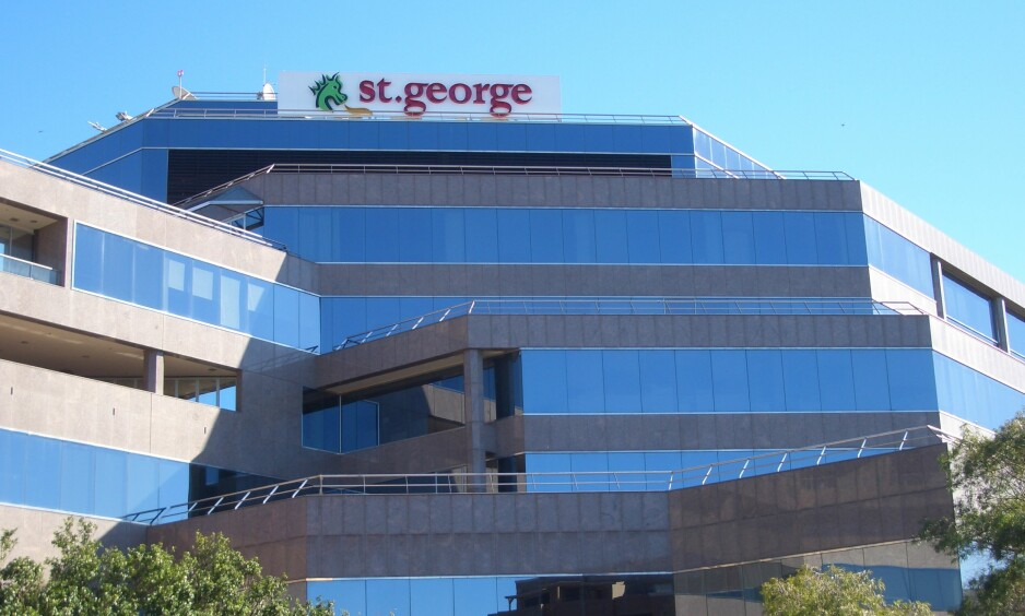LURTE BANKEN: Pengene fikk han etter at han åpnet en såkalt Complete Freedom-konto i den australske banken St. George i mars 2010. En datafeil gjorde at han kunne overtrekke kontoen ubegrenset, noe Luke Moore virkelig gjorde. Foto: J Bar/Wikipedia commons