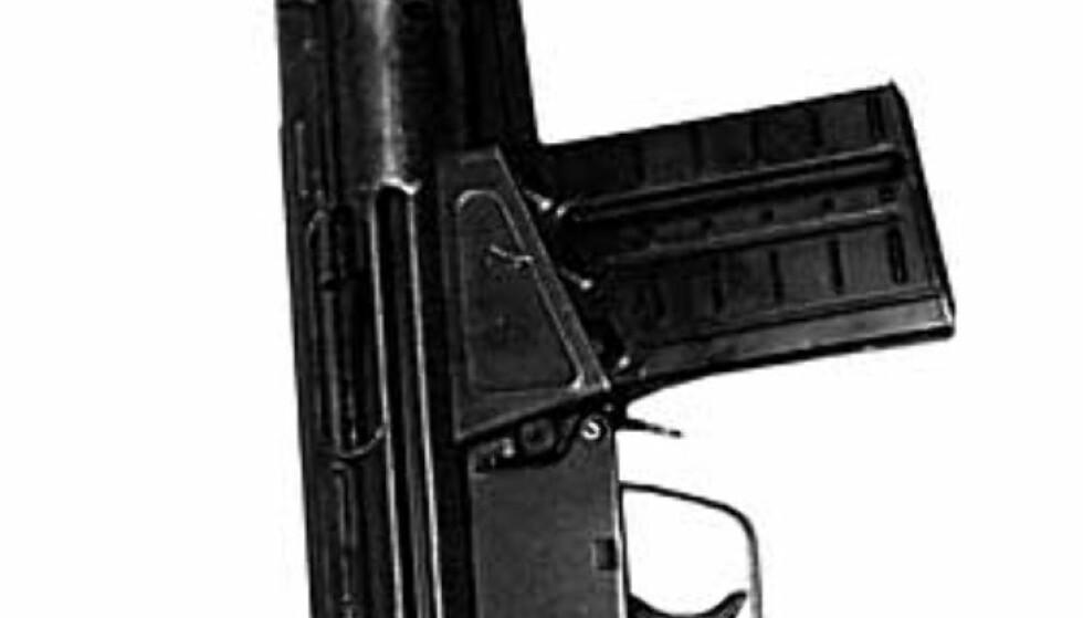 BYTTES UT:  Tusenvis av AG-3-geværer skal settes på lager. Foto: Scanpix